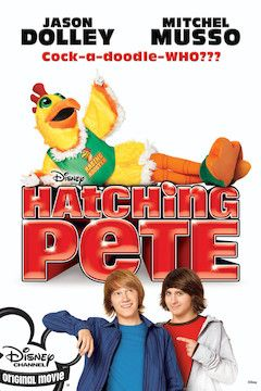 Hatching Pete movie poster.