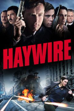 Haywire movie poster.
