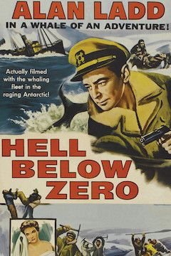 Hell Below Zero movie poster.