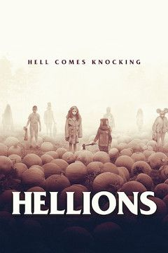 Hellions movie poster.