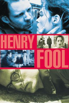 Henry Fool movie poster.