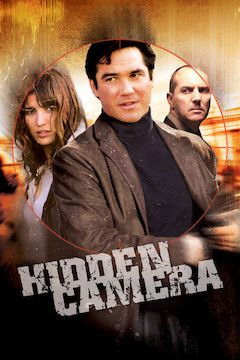 Hidden Camera movie poster.