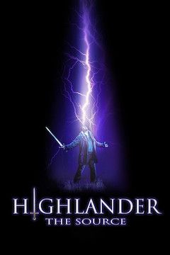 Highlander: The Source movie poster.