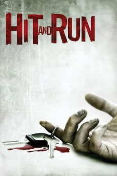 Hit and Run movie poster.