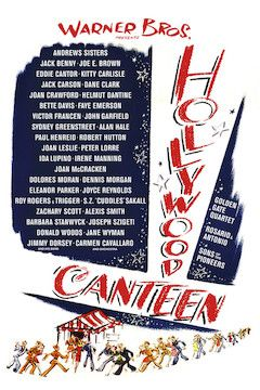 Hollywood Canteen movie poster.