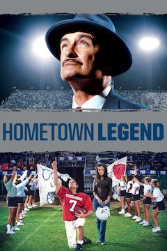 Poster for the movie Hometown Legend