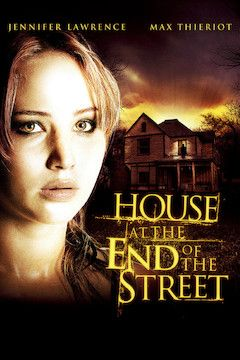 House at the End of the Street movie poster.