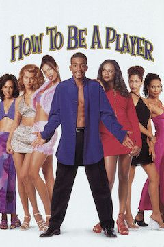 Poster for the movie How to Be a Player