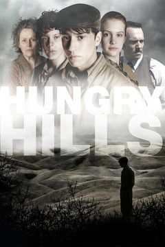 Hungry Hills movie poster.