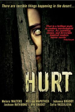 Hurt movie poster.