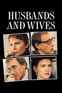 Poster for the movie Husbands and Wives