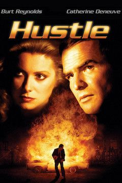 Hustle movie poster.