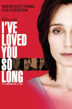 I've Loved You So Long movie poster.