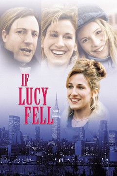 If Lucy Fell movie poster.