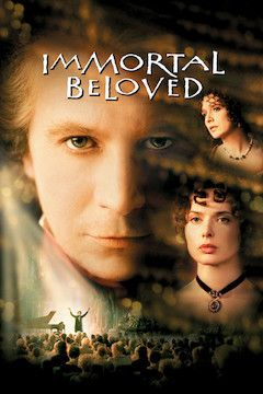 Immortal Beloved movie poster.