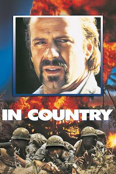 In Country movie poster.