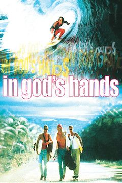 In God's Hands movie poster.