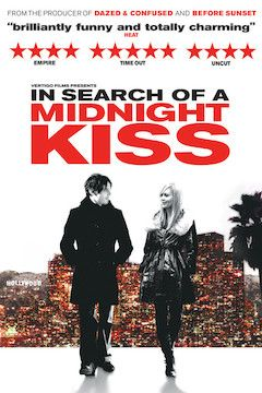In Search of a Midnight Kiss movie poster.