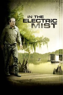 In the Electric Mist movie poster.