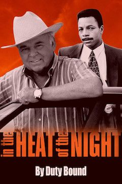 Poster for the movie In the Heat of the Night: By Duty Bound