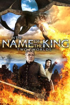 In the Name of the King: Two Worlds movie poster.