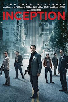 Poster for the movie Inception