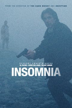 Insomnia movie poster.