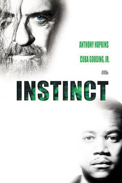 Instinct movie poster.
