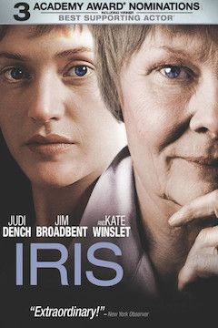 Poster for the movie Iris