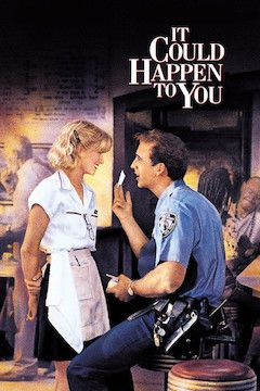 Poster for the movie It Could Happen to You