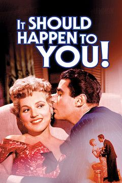 It Should Happen to You movie poster.