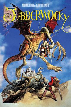Poster for the movie Jabberwocky