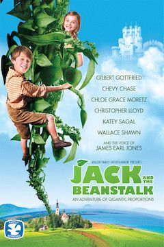 Jack and the Beanstalk movie poster.