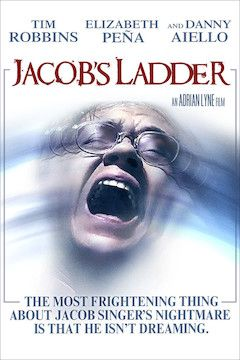 Jacob's Ladder movie poster.