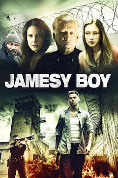 Poster for the movie Jamesy Boy