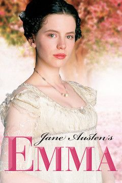 Jane Austen's Emma movie poster.