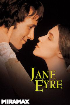 Jane Eyre movie poster.