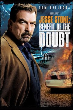 Jesse Stone: Benefit of the Doubt movie poster.