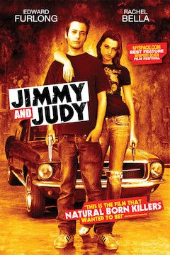 Poster for the movie Jimmy and Judy