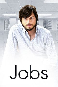 Jobs movie poster.