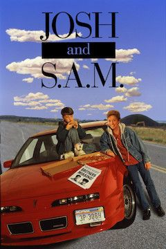 Josh and S.A.M. movie poster.