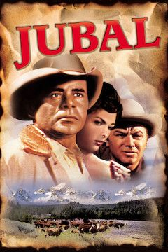 Jubal movie poster.