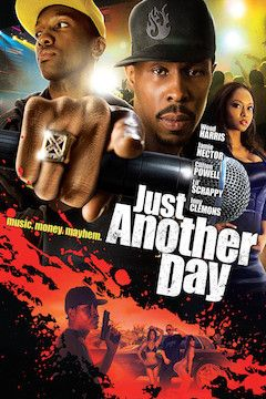 Just Another Day movie poster.