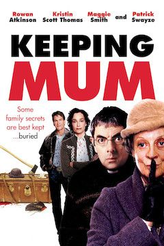 Keeping Mum movie poster.