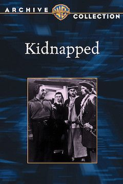 Kidnapped movie poster.
