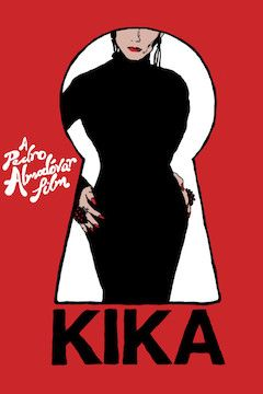 Kika movie poster.