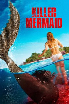 Killer Mermaid movie poster.