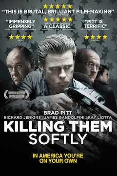 Killing Them Softly movie poster.
