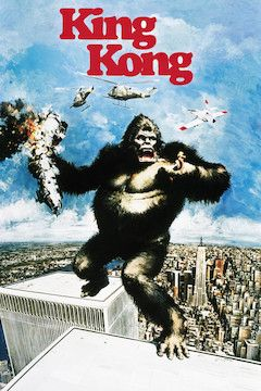 Poster for the movie King Kong