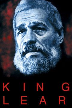Poster for the movie King Lear